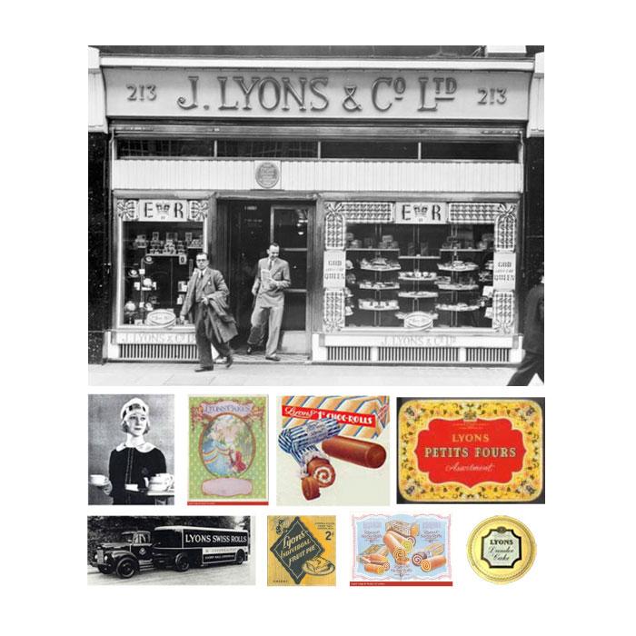 Lyons Cakes Origins