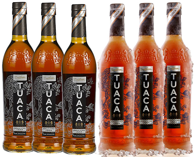 Limited Edition Packaging For Tuaca Liqueur