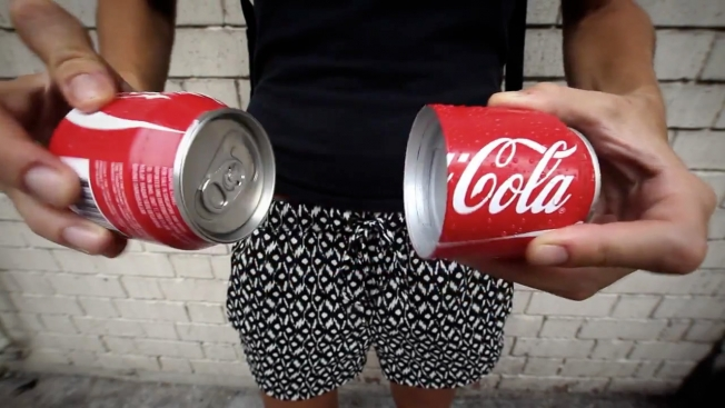 Coca-Cola's Amazing Custom Product Packaging